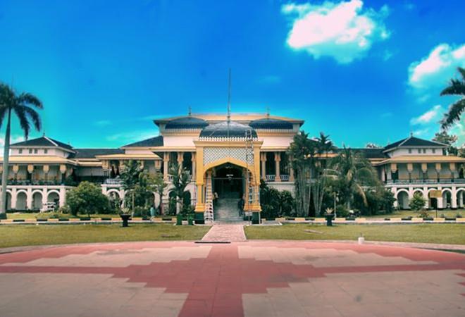 Дворец Maimoon