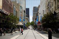 Население Мельбурна