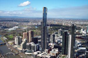 башня Эврика Мельбурна