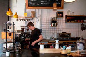 Кафе Мельбурна