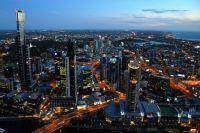 Ночной Мельбурн