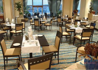 Radisson SAS Golden Sands Resort & Spa ресторан