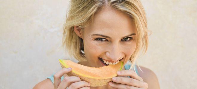 Melon tijekom dojenja