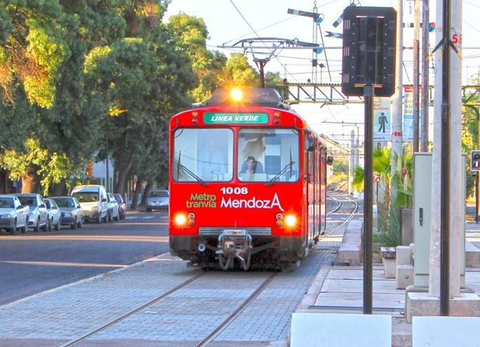 Транспорт Мендоса
