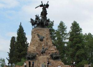 Монумент Армии Анд