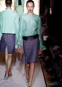 kolor mentolu w ubraniach 7