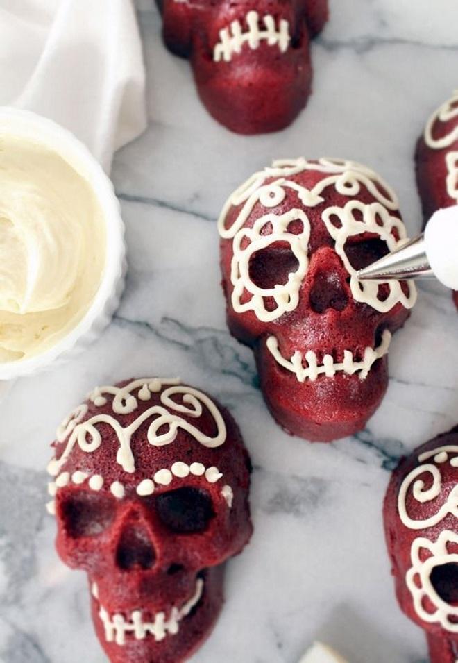 Како украсити традиционалну слатку храну за Ноћ вештица 4