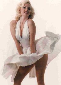 Šaty Merlin Monroe 5