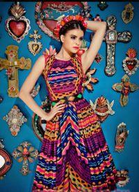 мексикански стил облекло 1