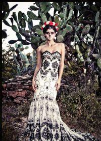 мексиканска стил рокля 3