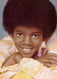 малыш Майкл Джексон