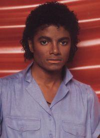 юный Майкл Джексон