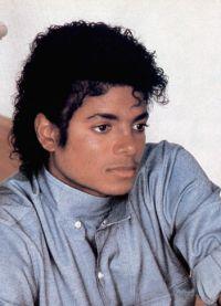 Майкл Джексон без пластики
