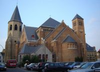 Церковь Sint-Willibrorduskerk