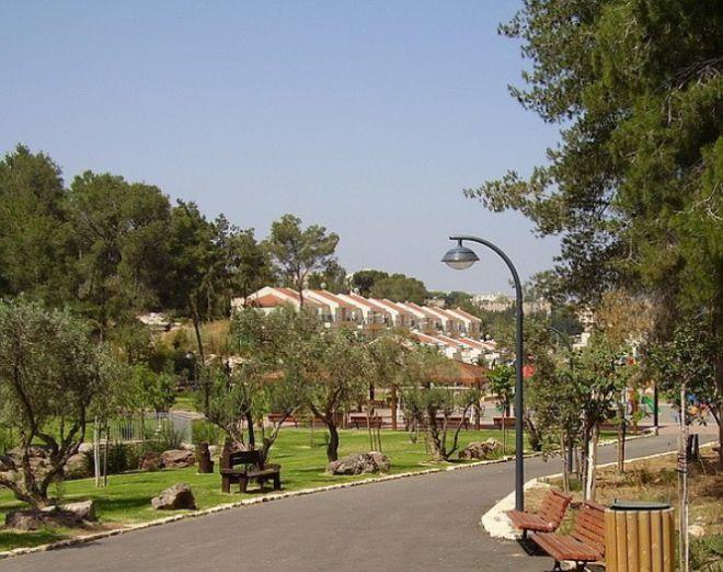 Парковая аллея