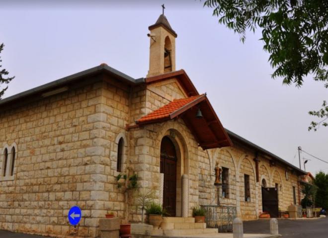 Монастырь архангел Гавриила
