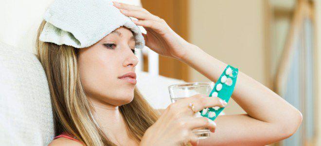 Мигрень лечение таблетки