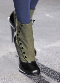 vojenské boty 1