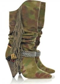 vojenské boty 2