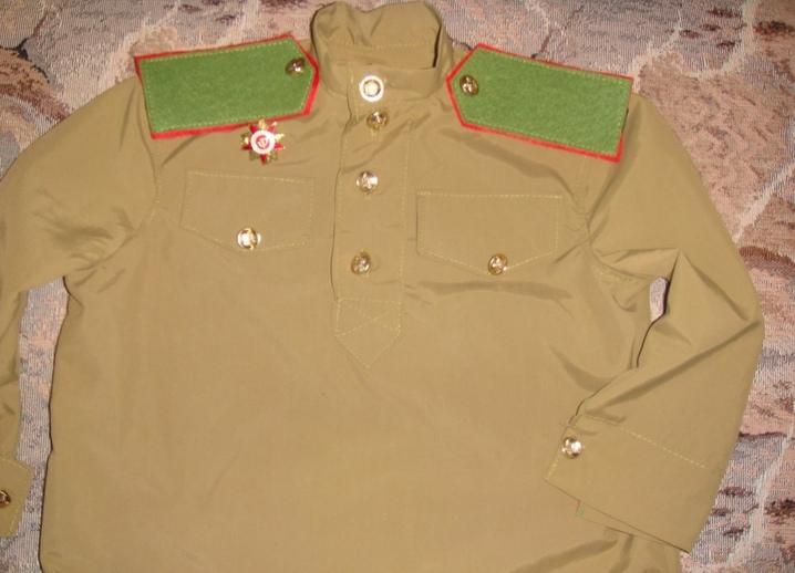 Vojna uniforma za djecu 11