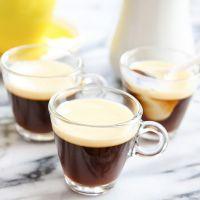 Како направити млијеко са кафом