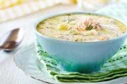 млечна супа са рецептом вермицелли и кромпира