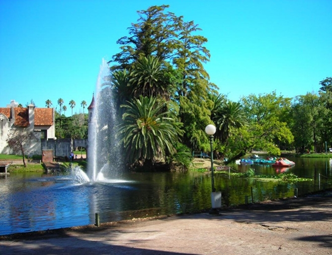 Парк Родо