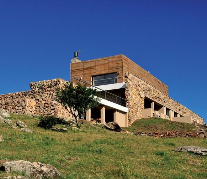 Отель Cerro Mistico