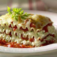 sos z lasagne z mielonym mięsem