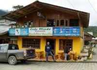 Кафе в Миндо