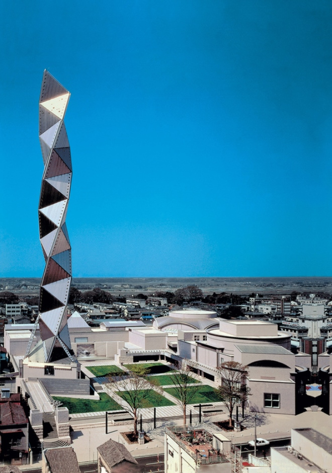 Башня искусств Мито