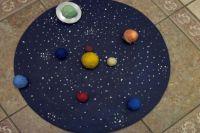 model układu słonecznego własnymi rękami 16