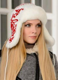 Патике плетене капе 10