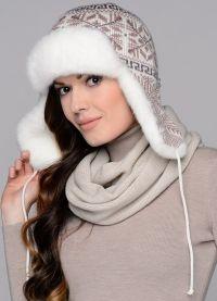 Патике плетене капе 12