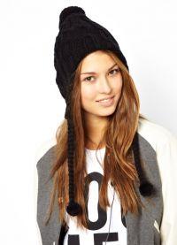 Модели плетених шешира 19