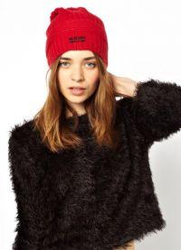 Модели плетених шешира 1