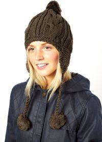 Модели плетених шешира 21