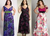 modely letních šatů pro ženy nad 40 let