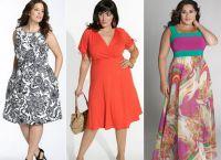 modely letních šatů pro ženy za 40
