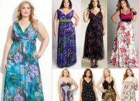modely letních šatů pro ženy na 40 9