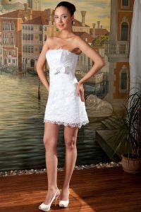 Modele sukni ślubnych 16