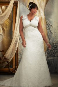 Modele sukien ślubnych 4