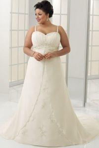 Modele sukien ślubnych 5