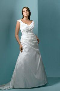 Modele sukien ślubnych 6