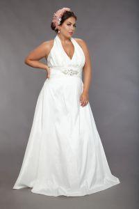 Modele sukien ślubnych 8
