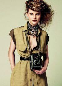 Модеран стил хаљине 7