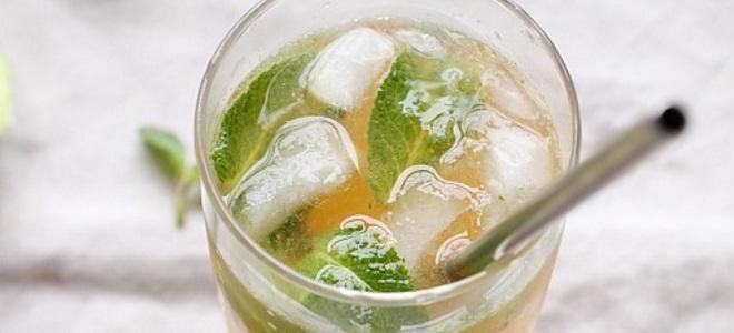 Mojito z vodko - recept