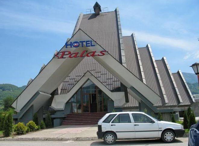 Отель Palas