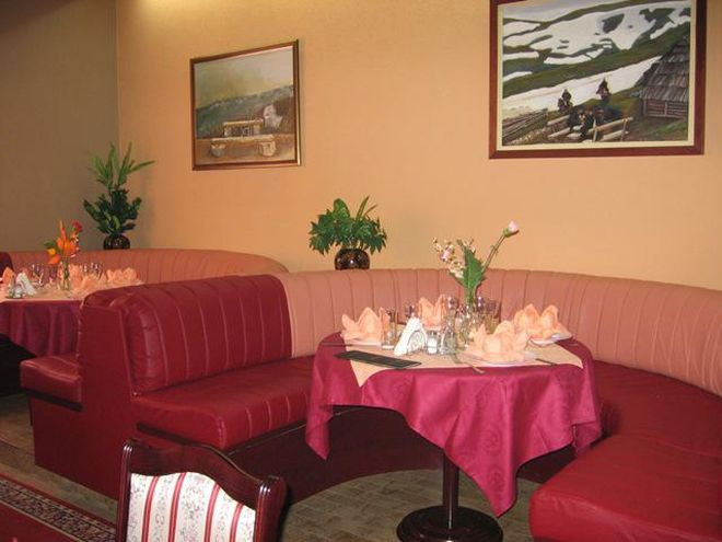 Ресторан Dulovic
