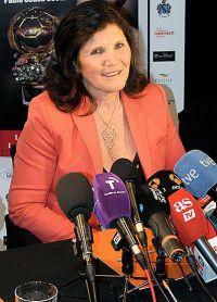 Долорес Авейру уверена, что ее сын пока не подарит ей еще одного внука